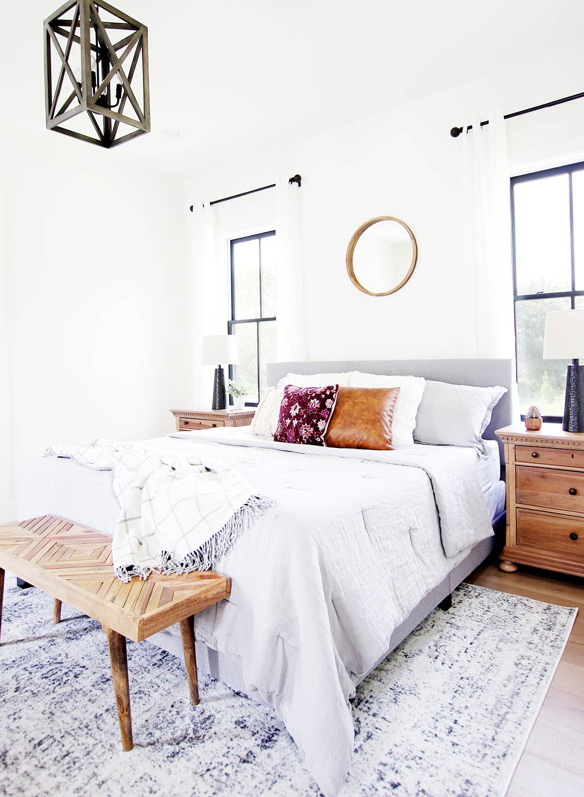 The Best Farmhouse Furniture To Decorate Your Bedroom In 2020 Home Decor Bedroom Airy Bedroom Bedroom Design