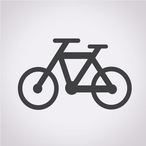 Bicycle Icon Symbol Sign Symbols Bicycle Illustration Icon Set