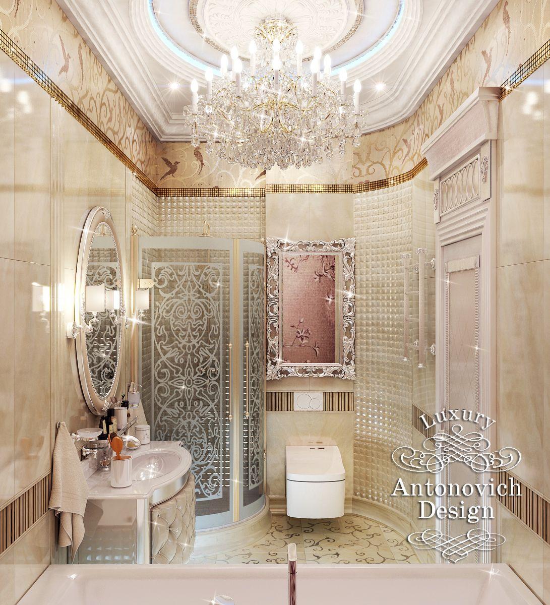 Luxury Antonovich Design   Beautiful bathrooms ...