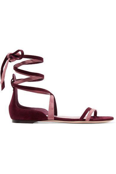 Jimmy Choo Woman Mayner Pvc-trimmed Glittered Leather Platform Sandals Copper Size 41.5 Jimmy Choo London vFKO0