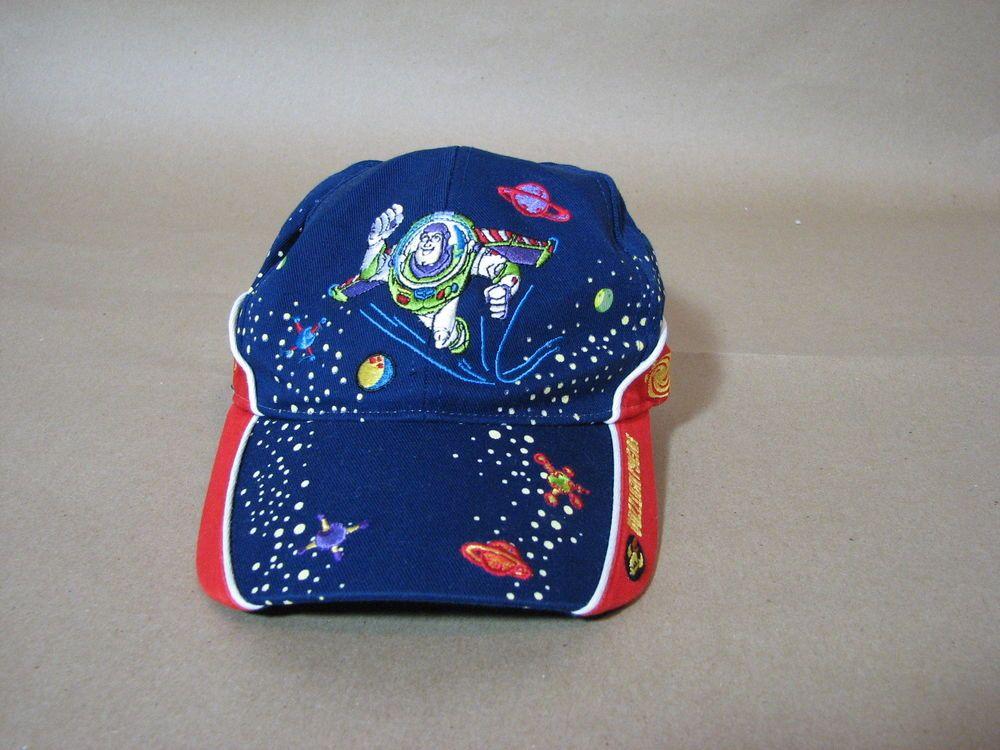 83d5e883f95 Walt Disney World Buzz Lightyear Galactic Toy Story Hat Ball Cap Toddler   WaltDisneyWorld