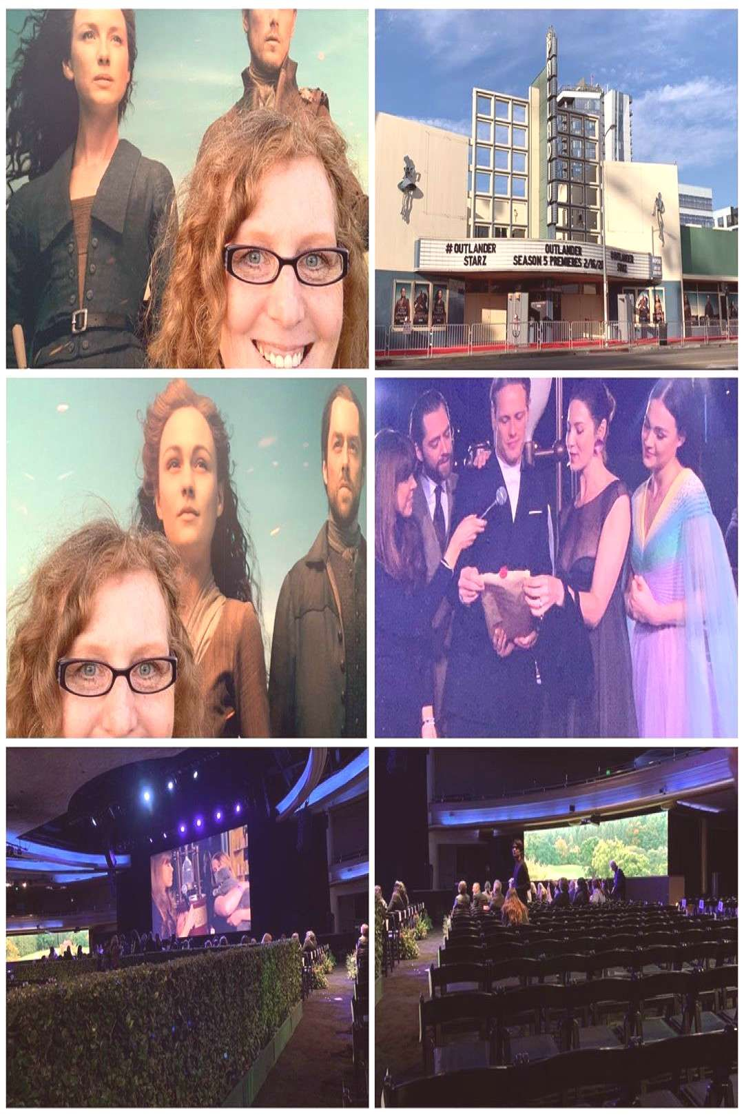 to Last week when I attend the LA premiere of season 5 with You can find Diana gabaldon and more on our websiteTBT to Last week wh