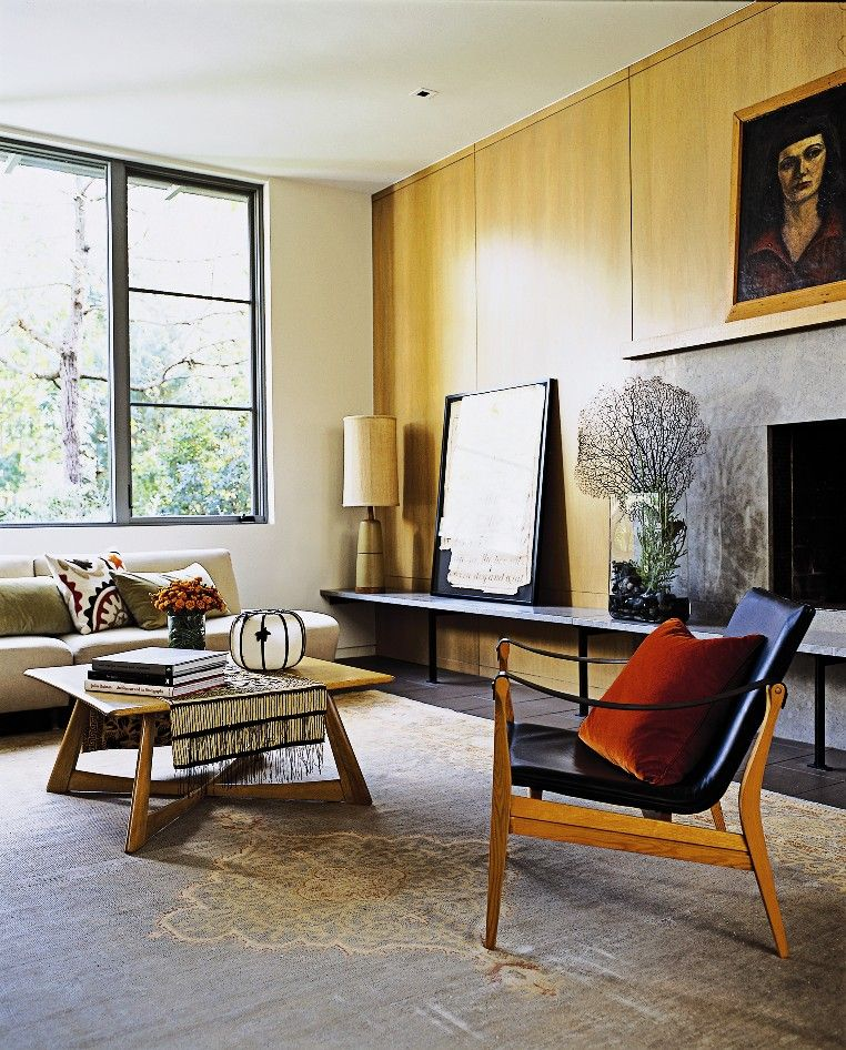 Lovely Living Room At Our House. Courtesy Of Metropolitan Homes Magazine