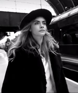 Cara Delevingne spills about the bag she helped design