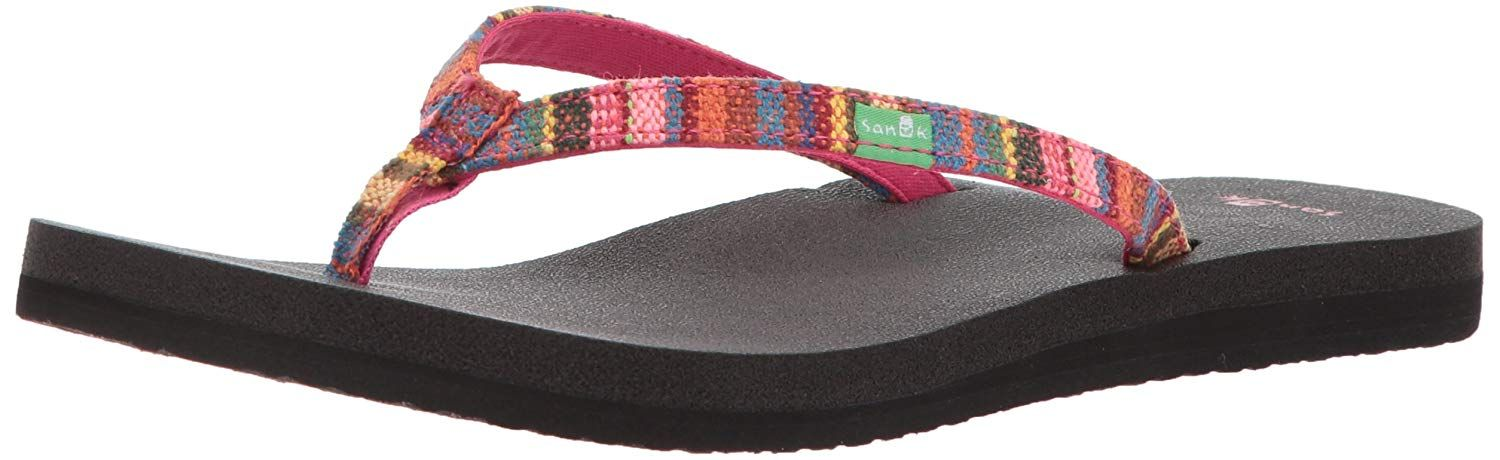 f134241a726f3 Sanuk Women s Yoga Joy Funk Flip Flop   Do hope that you actually like the  picture. (This is an affiliate link)  womensflipflops