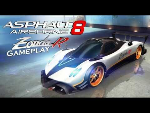Asphalt 8-Pagani Zonda R Multiplayer Gameplay 2017 | gaming ...