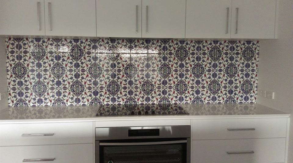 Iznik Art Kitchen Backsplash New South Wales Australia Ceramic Tiles Ideas Design Samples Availabl Ceramic Wall Art Tiles Tile Wall Art Kitchen Wall Art