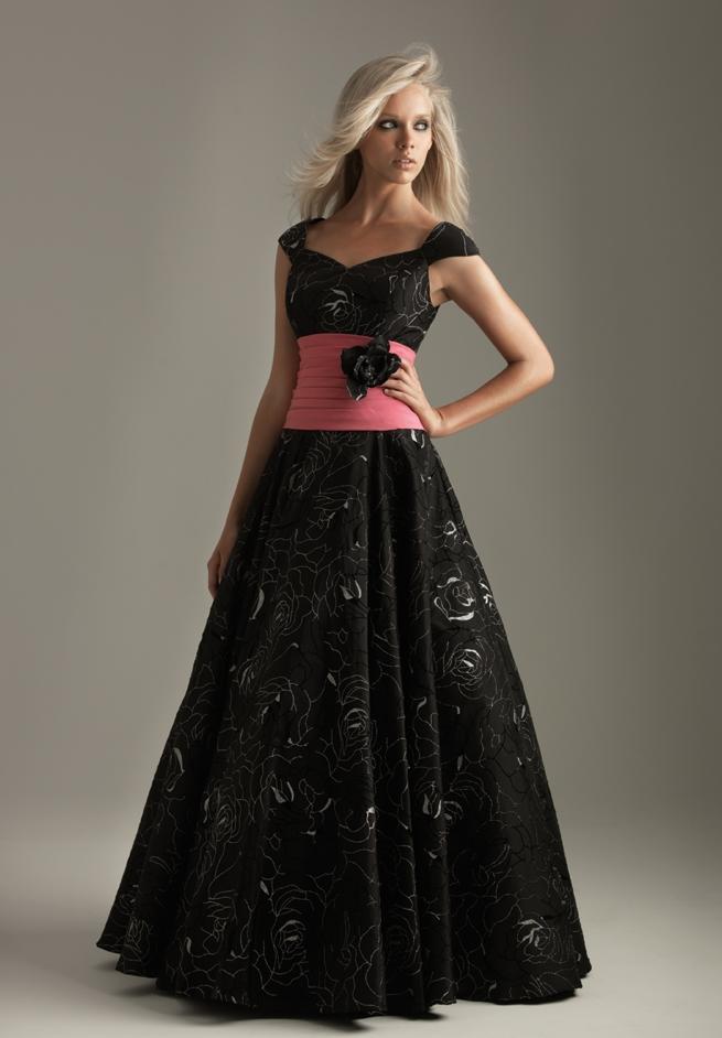 A dressy occasion- modest dress site