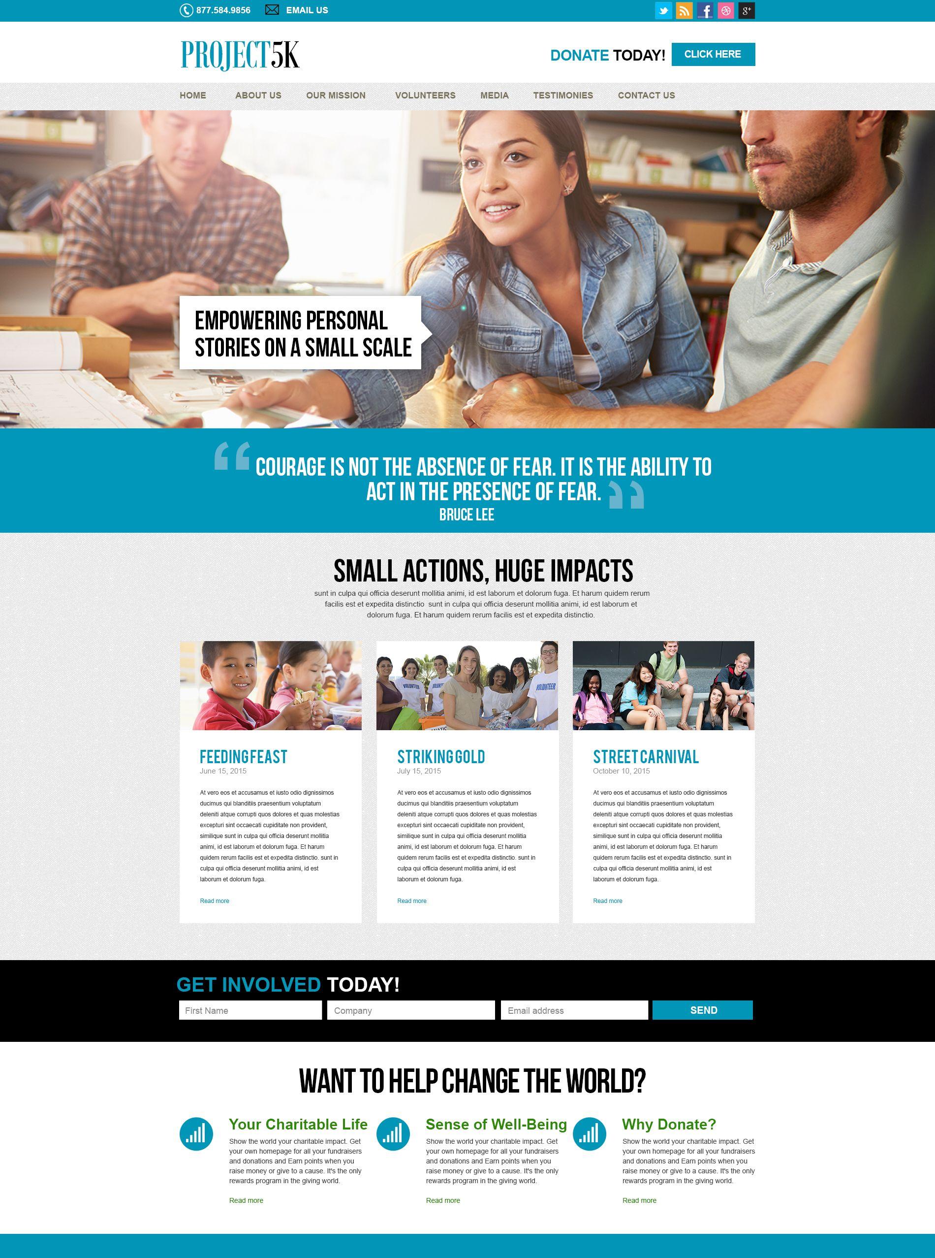 Charity Website 5k Event Website Volunteer Work Charity Work Website Design Inspiration Website Charity Work Ideas Charity Websites Charity Organizations