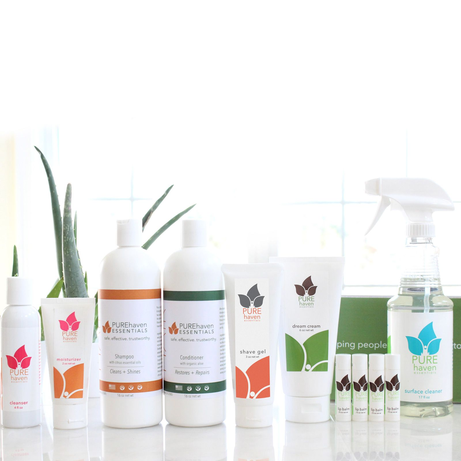 Unsure where to start your nontoxic journey? PUREhaven