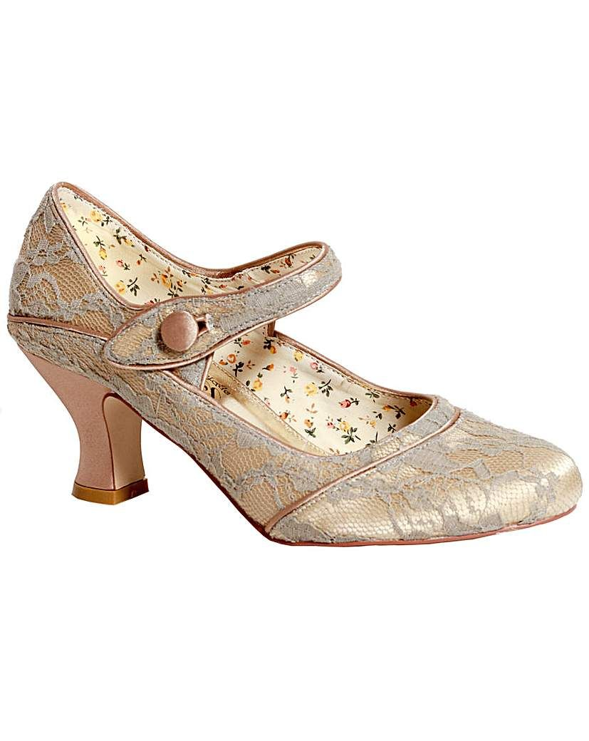 1920s Wedding Shoes 025 - 1920s Wedding Shoes