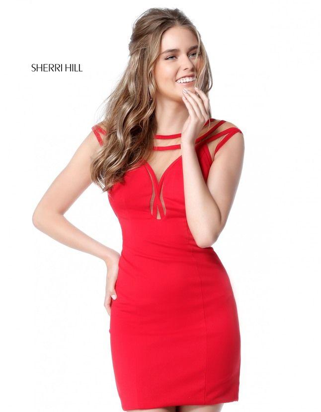 SHERRI HILL #S51416 | Bodycon Dresses | Bodycon Party Dresses (short ...