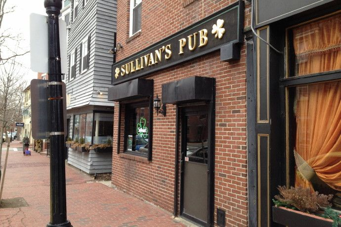 Photo Of Sullivan S Pub A Bar In Charlestown Ma That Is Included Within Dive Gallery The Boston Hidden Restaurants Site