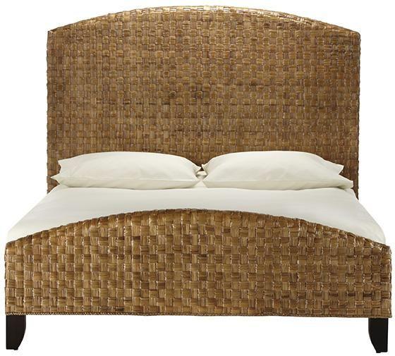 Cabana Leaf Bed Homedecorators