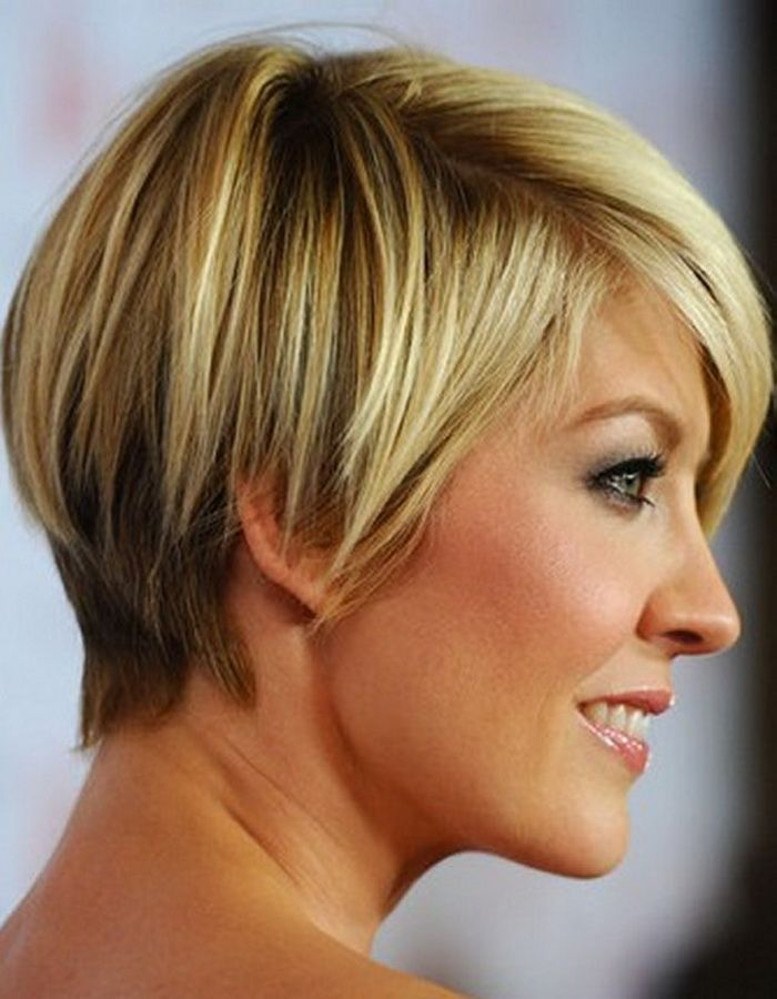 short-hairstyles-for-thick-hair-and-oval-face-02.jpg (700×900 ...