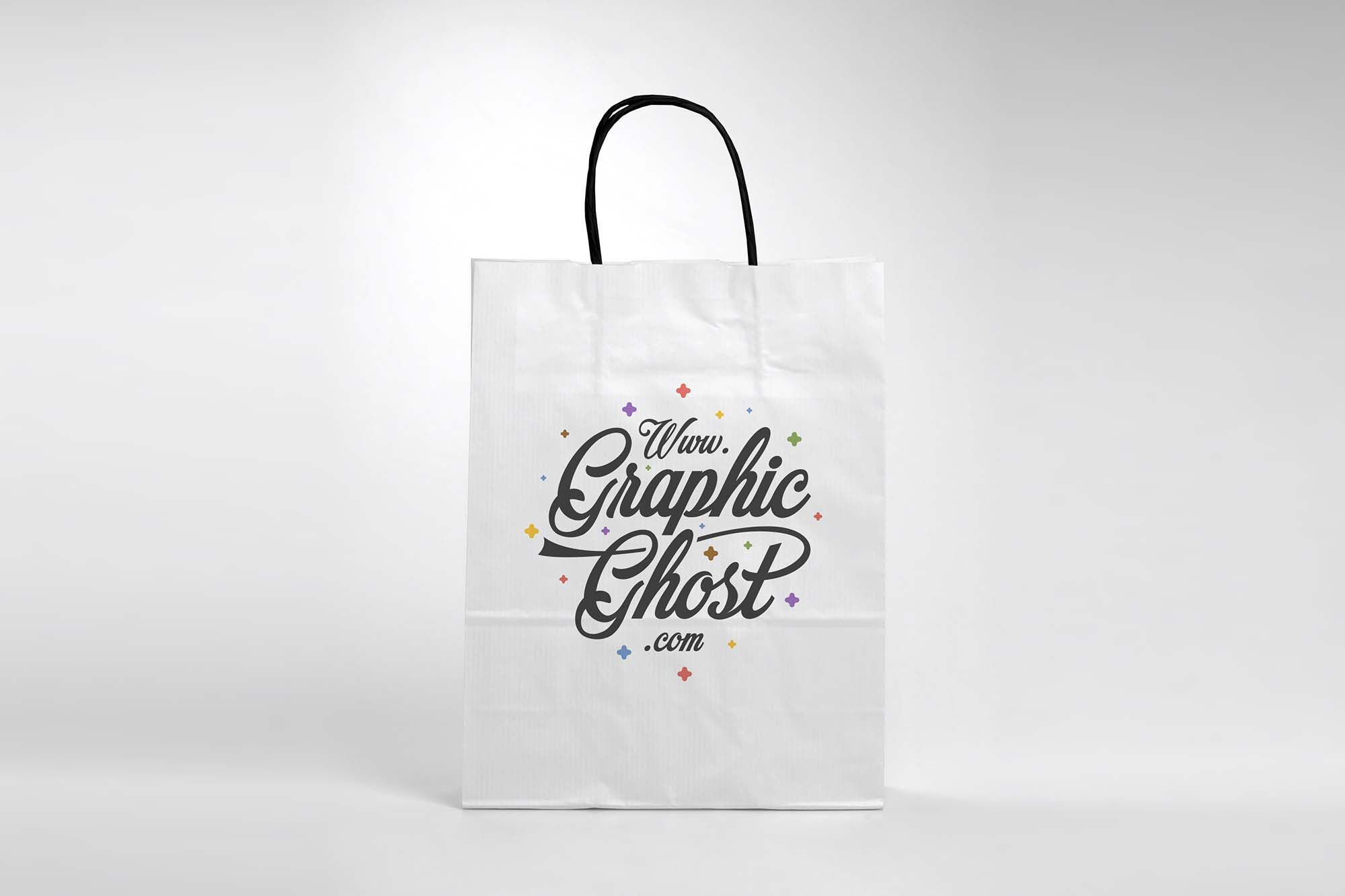Download Free Realistic Paper Bag Mockup Psd Bag Mockup Free Paper Mockup Free Psd