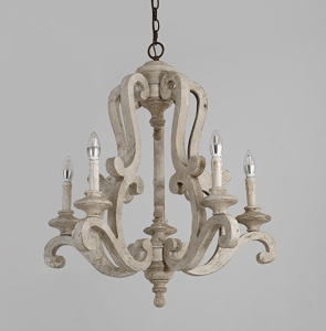 I Get A Lot Of Questions About My Chandelier In My Dining Room I Actually Found It On Cr Candelabra Chandeliers Kitchen Chandelier Kitchen Chandelier Lighting