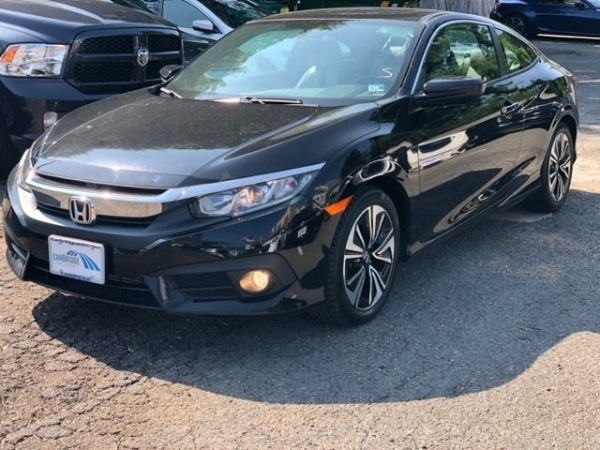 2016 Honda Civic Ex L Coupe Cvt For Sale In Arlington Va Usaa Honda Civic 2016 Honda Civic Ex Honda Civic