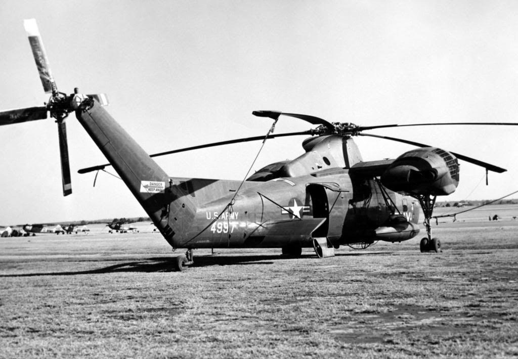 Sikorsky CH-37 Mojave (ErstFlug 18.12.1953)