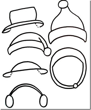 Pre K Worksheets further Kochmuetze Und Kochloeffel943 additionally Christmas Coloring Pages likewise Winter Coloring Pages together with Winter Coloring Pages. on winter hats to color printable