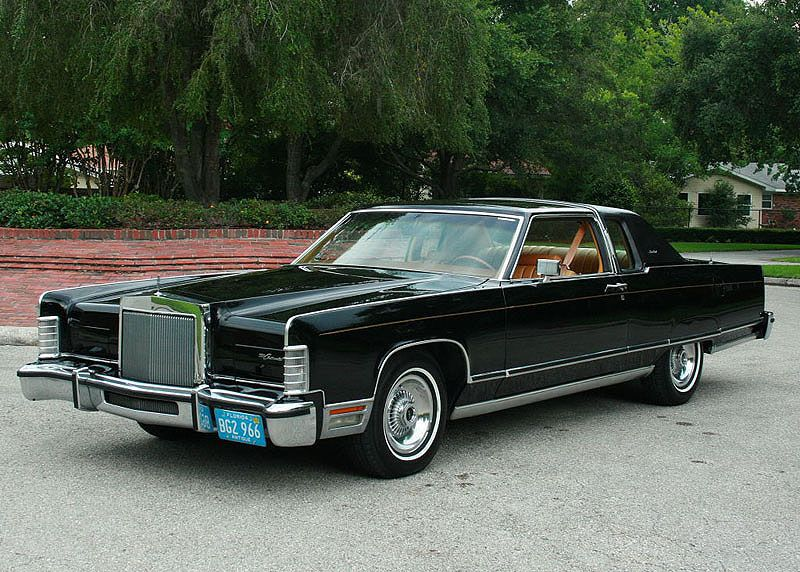 1977 Lincoln Town Coupe Mjc Classic Cars Pristine Classic Cars