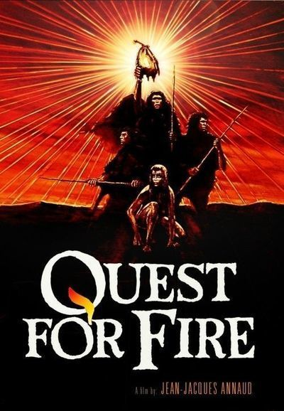 Quest Of Fire Poster Alm Kino