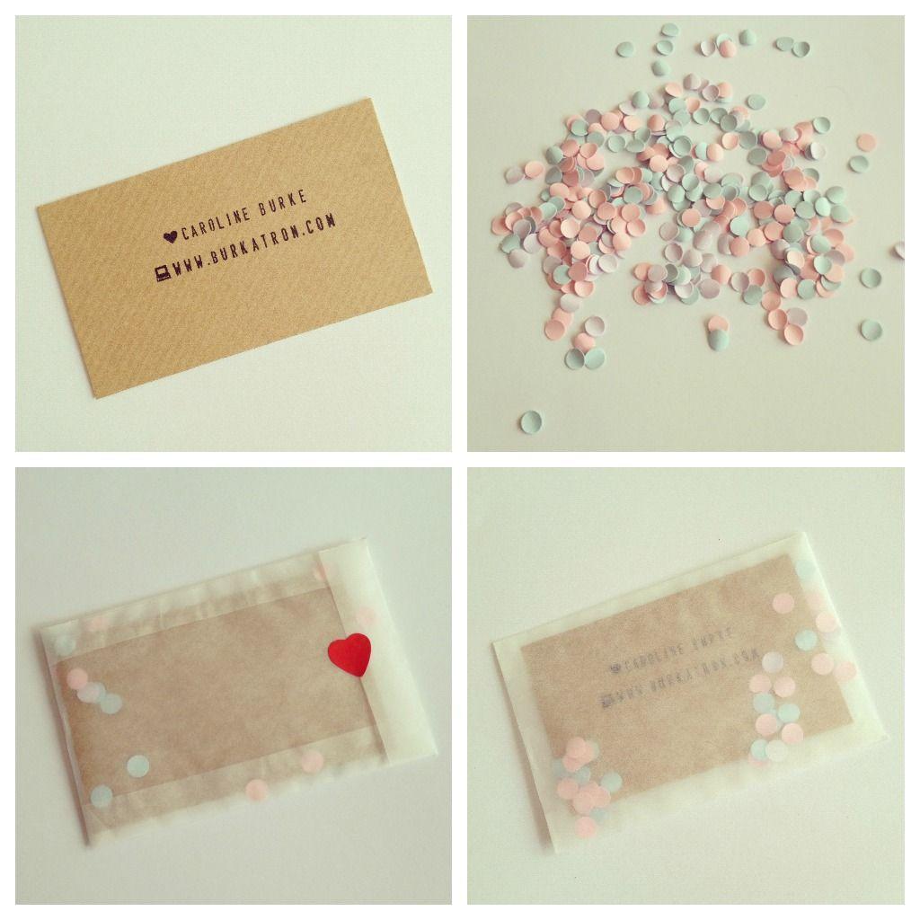 Handmade crafty business cards diy reheart Choice Image