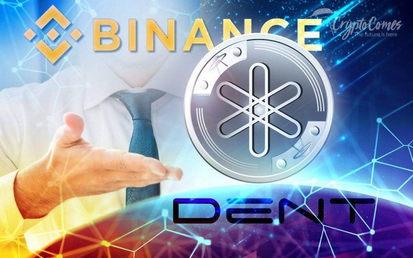 Binance Largest Crypto Exchange Lists DENT Pushing Coins