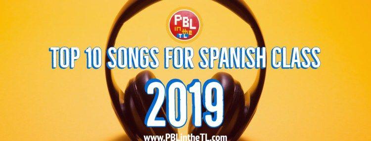 Top 10 Songs for Spanish Class 2019 music starters Álvaro Soler
