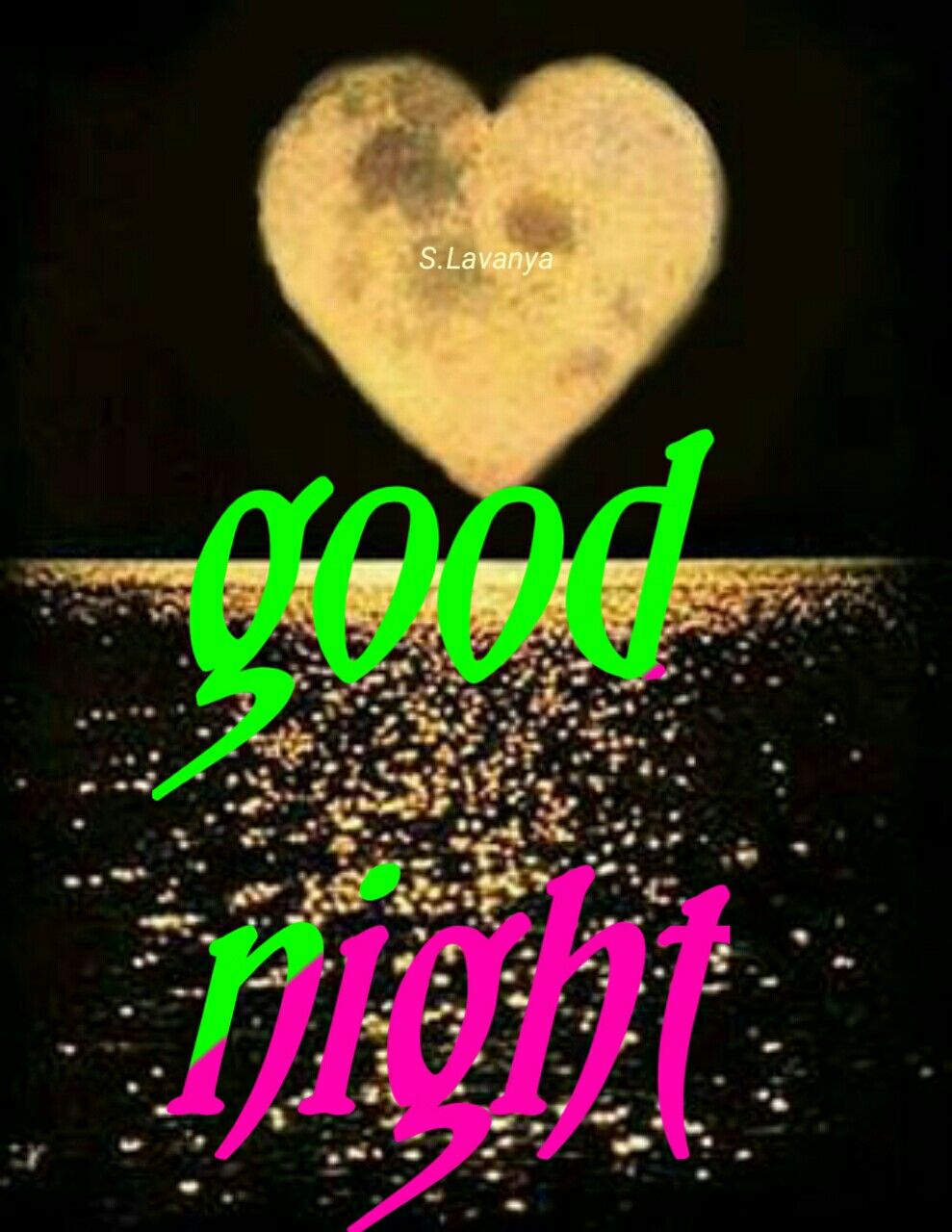 Good Night My Love Sleep Well Im Off To Bed I Love You Too