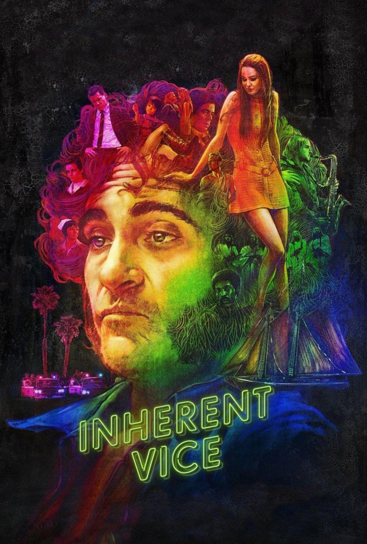 Inherent Vice (2014) Regarder Films Gratuit en Ligne