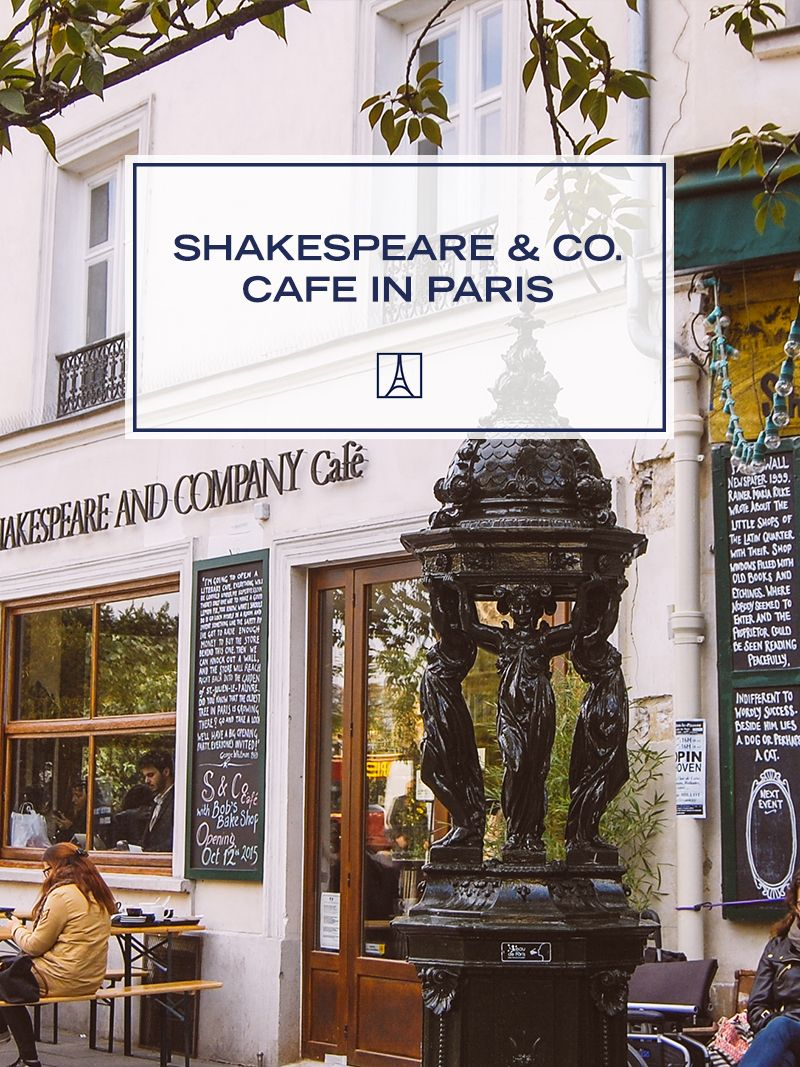 Shakespeare Company Cafe Books Coffee A Match Made In Heaven