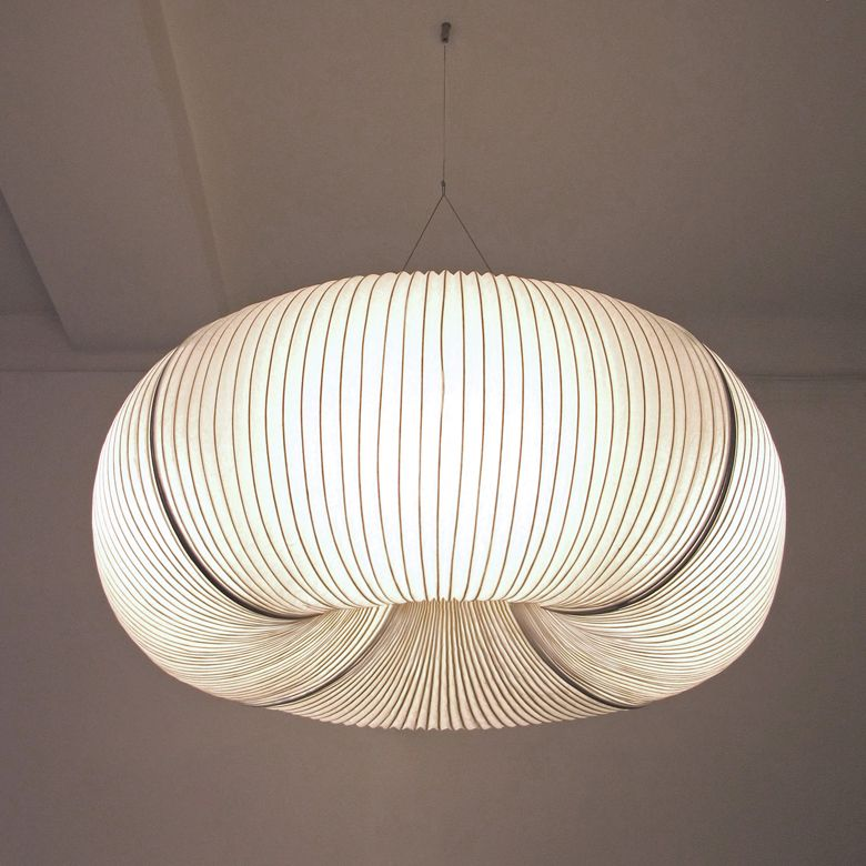 Tekio Paper Lamp by Anthony Dickens   Home Interior Design