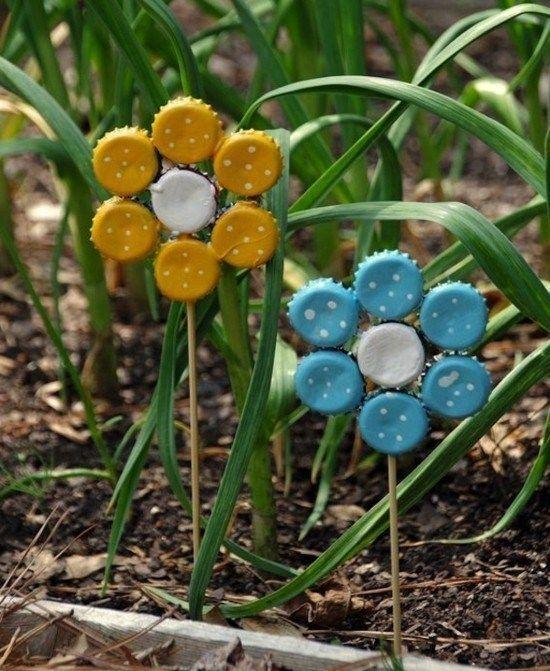 Photo of Machen Sie selbst ungewöhnliche DIY-Gartendekorationen – über 40 Upcycling-Gartenideen – UPCYCLING-IDEEN
