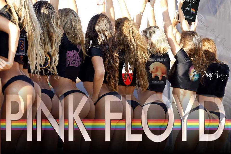 Finest Pink Floyd Naked Lady Poster Images