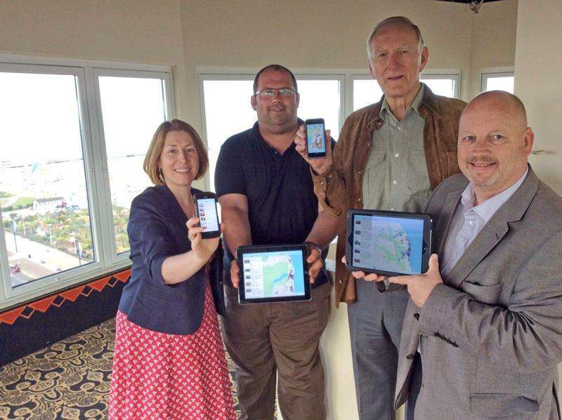 Enjoy the view – new Greater #Yarmouth official FREE #tourism app