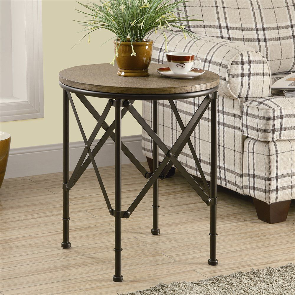 Monarch Specialties I 3318 Accent Table Atg Stores Sofa End