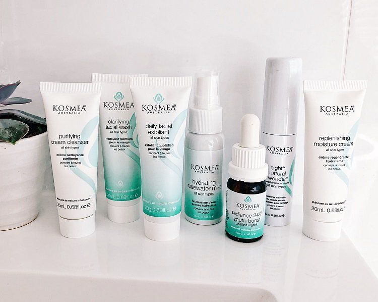 Kosmea Skin Care Review Including Kosmea Eighth Natural Wonder