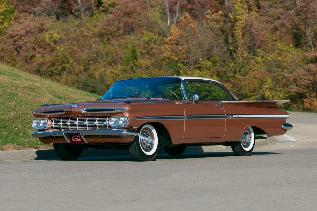 1959 Chevrolet Impala 4 Door Hardtop Chevrolet Impala Chevrolet Impala