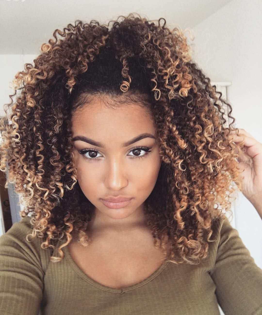 See This Instagram Photo By Roseohrose 617 Likes Hair Styles Natural Hair Styles Curly Hair Styles Naturally