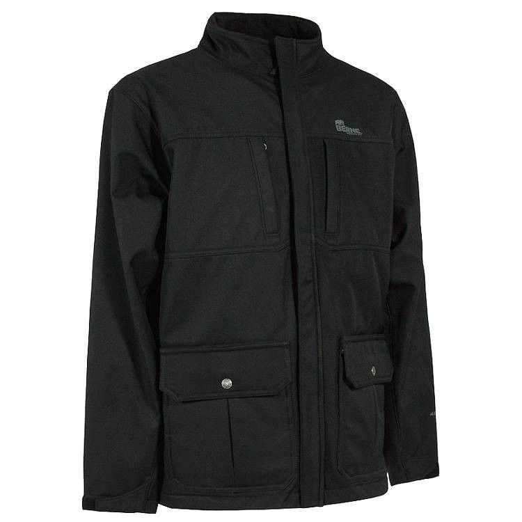 Berne Echo Zero Eight Concealed Carry Softshell All