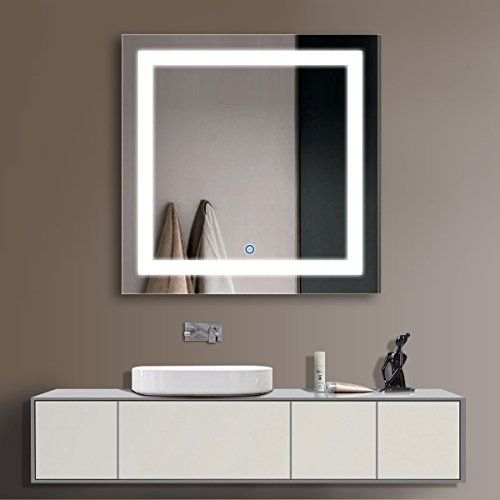 Beautiful Wall Mounted Bathroom Cabinet with Mirror