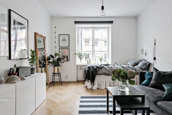Apartment Goals Small Apartment Bedrooms Small Apartment Decorating Apartment Design