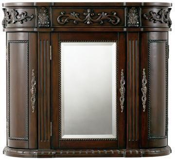Chelsea Door Mirror Wall Cabinet Laurelmont Ideas