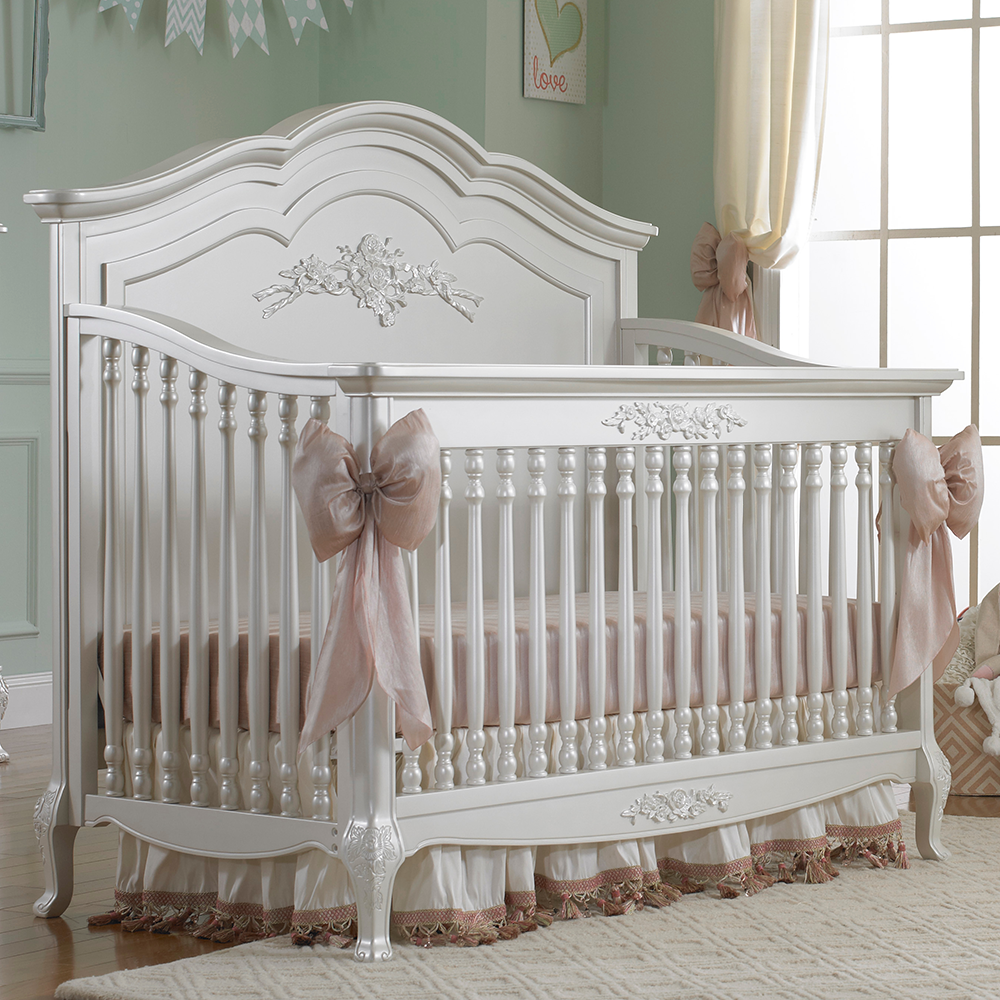 Angelina Pearl Convertible Cribs Baby