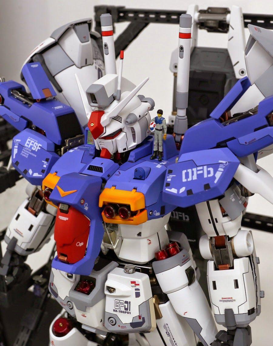 GUNDAM GUY: PG 1/60 RX-78 GP01 Gundam Zephyranthes Fb