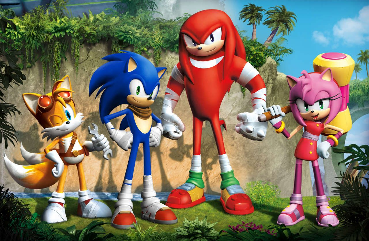 Gameplay for Sonic Boom Rise of Lyric has been leaked online