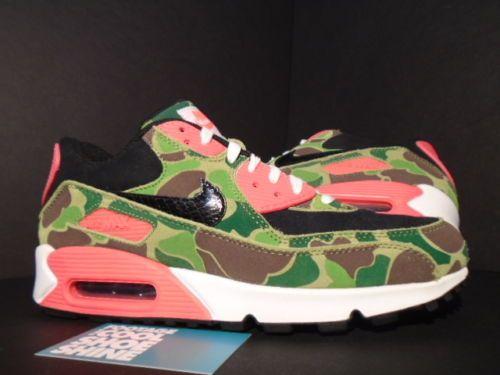 86d56018c4 Nike-Air-Max-90-PREMIUM-ATMOS-DUCK-CAMO-BLACK-CHLOROPHYLL-GREEN-INFRARED-8-5