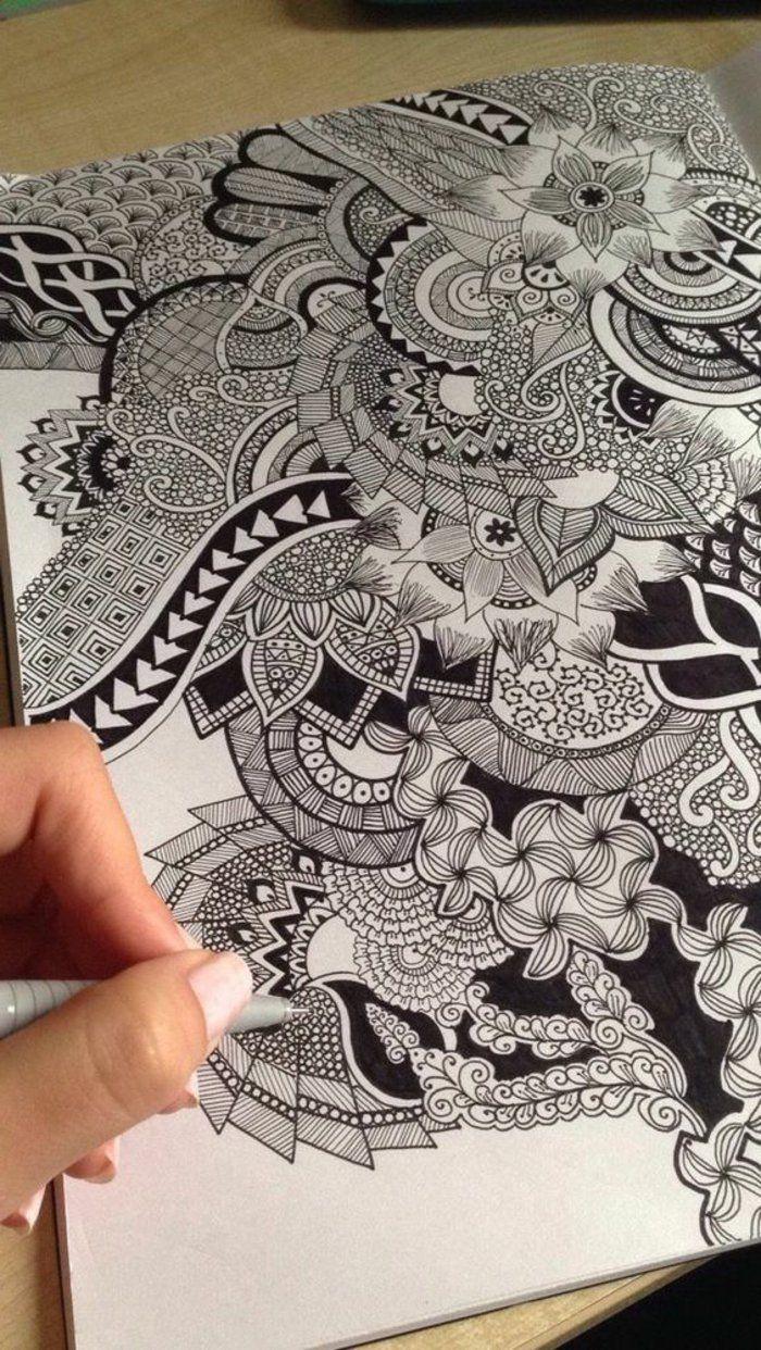 Schone Muster Mit Monstera Und Palmblattern 10