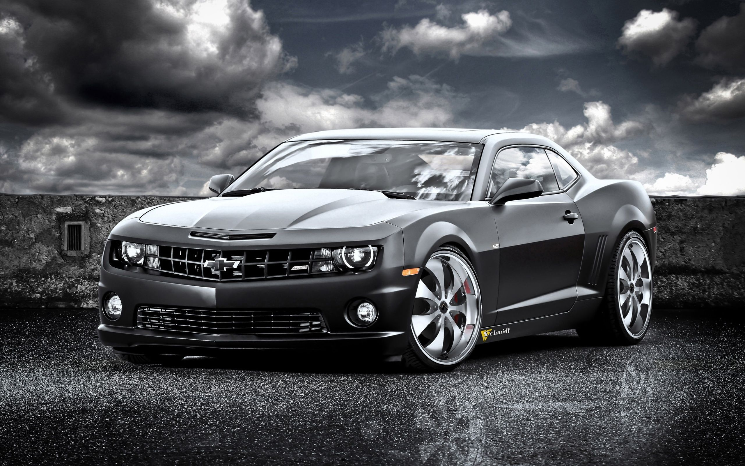 Speed box chevrolet camaro ss black cat picture from our gallery which contains 4 high resolution images of the model
